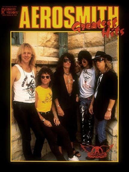 Hal Leonard Aerosmith'3a Greatest Hits for Guitar