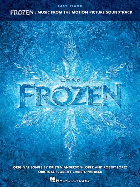 Hal Leonard Frozen Soundtrack3a Easy Piano