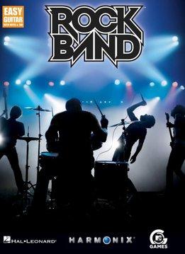 Hal Leonard Rock Band Easy Guitar
