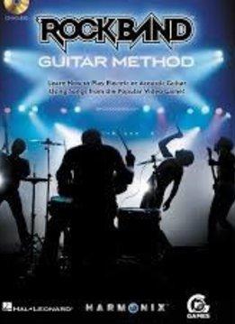 Hal Leonard Rock Band Guitar Method