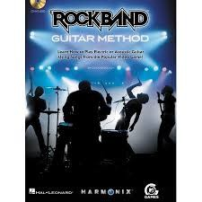 Hal Leonard Rock Band Guitar Method