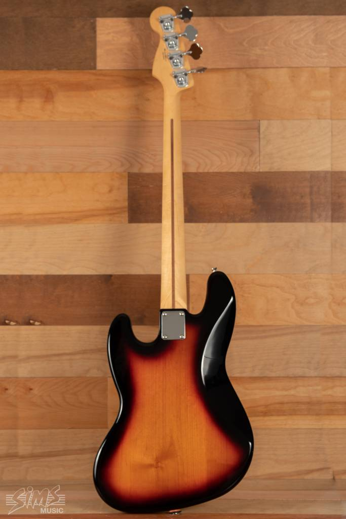 Fender Fender Standard Jazz Bass®, Rosewood Fingerboard, Brown Sunburst