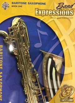 Band Expressions, Book One, Baritone