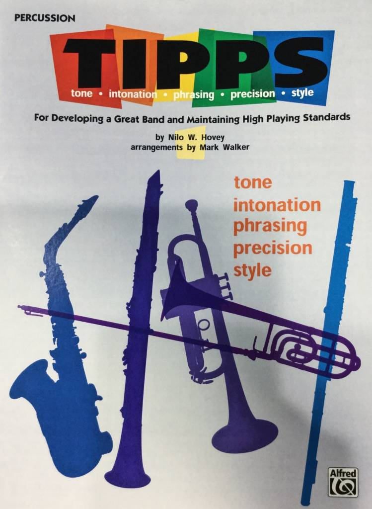 """T-I-P-P-S for Bands""""3a Percussion"""