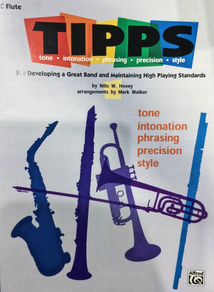 T-I-P-P-S for Bands3a C Flute
