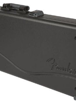Fender Fender Deluxe Molded Strat®/Tele® Case, Black