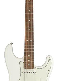 Fender Fender Player Stratocaster®, Pau Ferro Fingerboard, Polar White