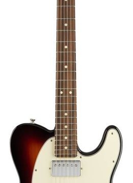 Fender Player Telecaster® HH, Pau Ferro Fingerboard, 3-Color Sunburst