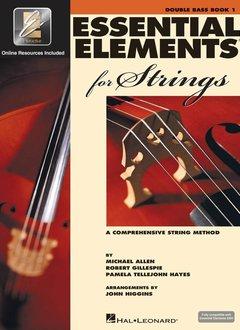 Hal Leonard Essential Elements Double Bass Book 1