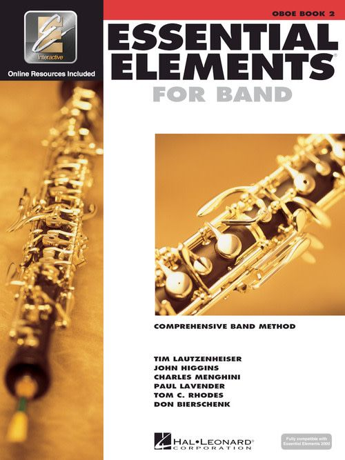 Hal Leonard Essential Elements Oboe Book 2