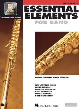 Hal Leonard Essential Elements Flute Book 2