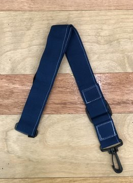 The Hug Strap The Hug Strap for Ukulele - Blue Denim Canvas