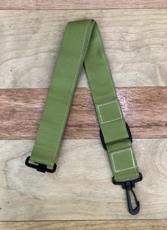 The Hug Strap The Hug Strap for Ukulele - Spring Green Canvas