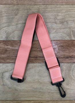 The Hug Strap The Hug Strap for Ukulele - Coral Pink Canvas