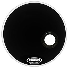 "Evans Evans 18"" EMAD Resonant Bass"