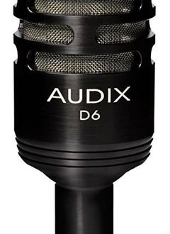 Audix Audix D6 Dynamic Instrument Microphone