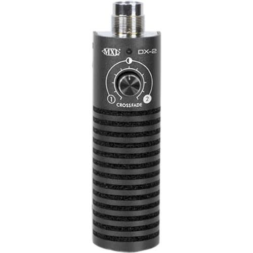 MXL MXL DX-2 Dual Capsual Variable Instrument Mic