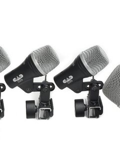 CAD CAD Stage 4  4pc Drum Mic Pack