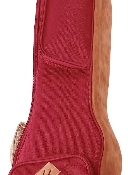 Ibanez Ibanez PowerPad 541 Tenor Ukulele Bag, Wine Red
