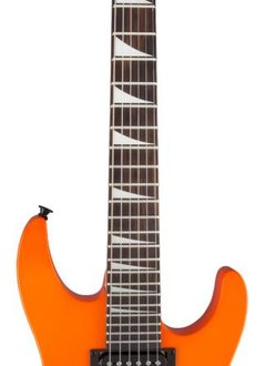 Jackson Jackson JS Series Dinky™ Minion JS1X,  Amaranth Fingerboard,  Neon Orange
