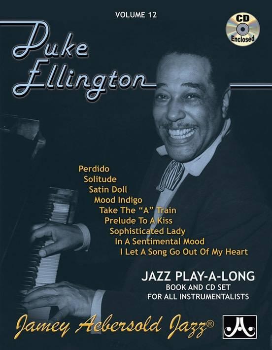 Jamey Aebersold Jazz, Volume 123a Duke Ellington Book 26 CD