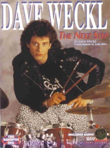 Dave Weckl'3a The Next Step Book '26 CD
