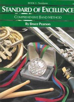 Hal Leonard Standard of Excellence 3 Trombone