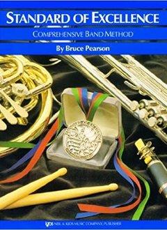 Kjos Standard of Excellence 2 Trombone