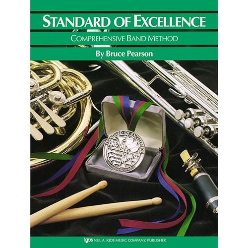 Standard of Excellence 3 Baritone T.C.