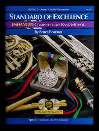 Kjos Standard of Excellence 2 Drums 26 Mallet