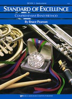 Kjos Standard of Excellence 2 Trumpet
