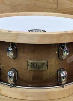 "Tama Tama LMP1465 14""X6.5"" Studio Maple Snare, Sienna"