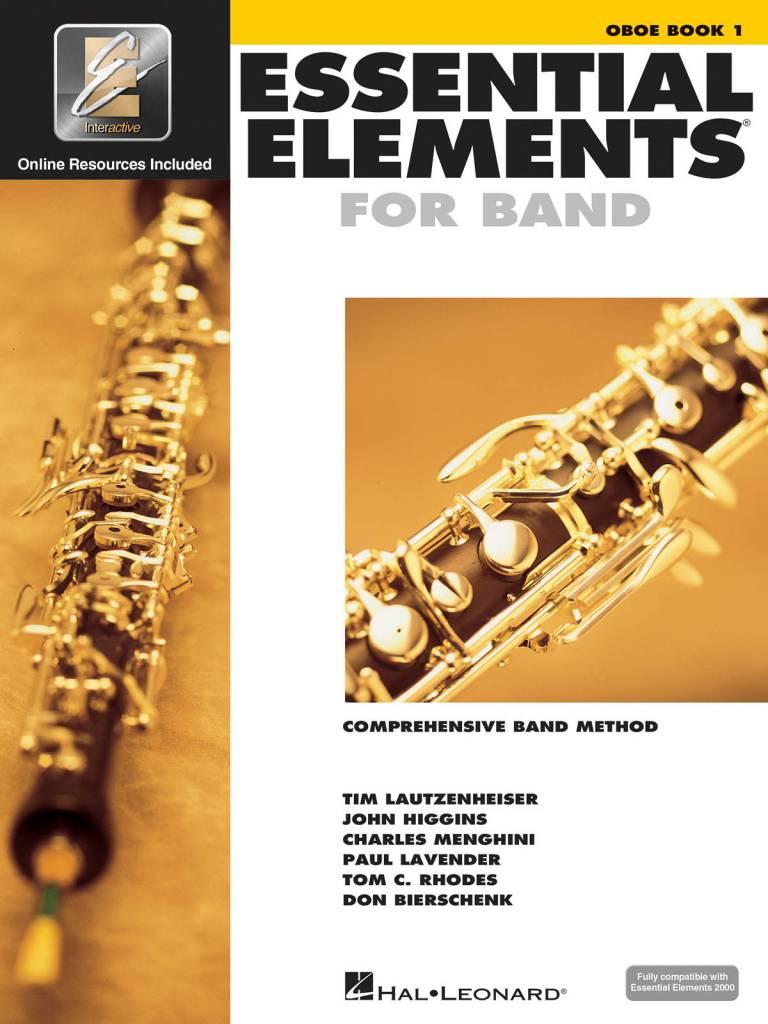 Hal Leonard Essential Elements Oboe Book 1