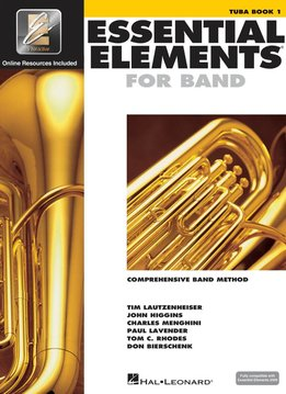 Hal Leonard Essential Elements Tuba Book 1