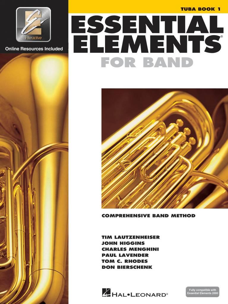 Hal Leonard Essential Elements Tuba Book 1
