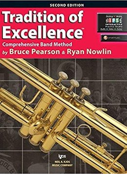 Kjos Tradition of Excellence, Trumpet Book 1