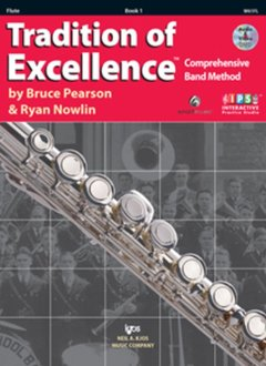 Kjos Tradition of Excellence, Flute Book 1
