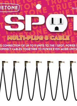 1 SPOT 8 Cable Multi Plug