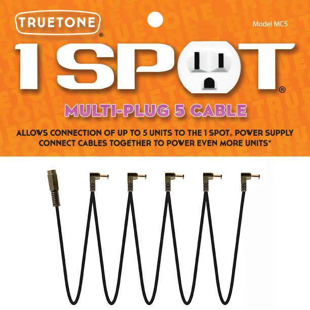 1 SPOT Multi 5 Plug