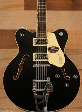 Gretsch Gretsch G5622T Electromatic® Center Block Double-Cut with Bigsby®, Rosewood Fingerboard, Black