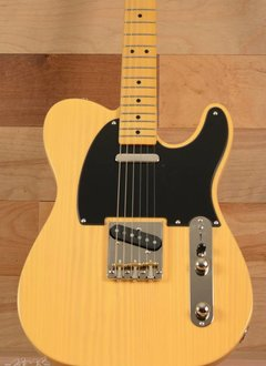 Squier Squier Classic Vibe Telecaster® '50s,  Maple Fingerboard,  Butterscotch Blonde