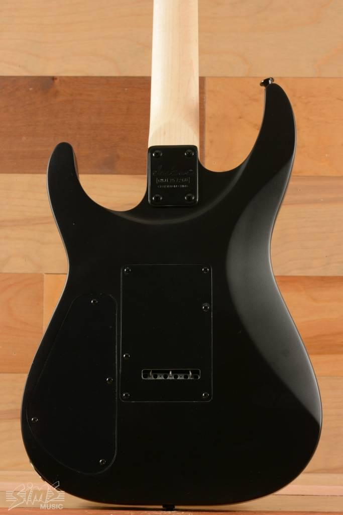 Jackson Jackson JS Series Dinky'e2'84'a2 Arch Top JS22 DKA, Rosewood Fingerboard, Satin Black