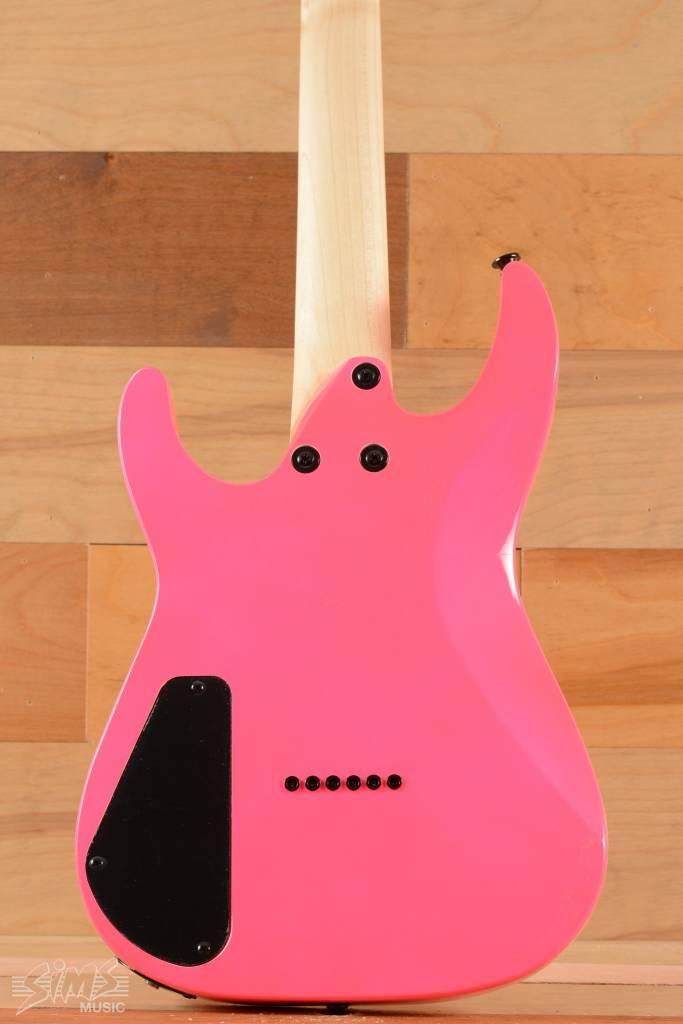 Jackson Jackson JS Series DinkyTM Minion JS1X, RW Fingerboard, Neon Pink