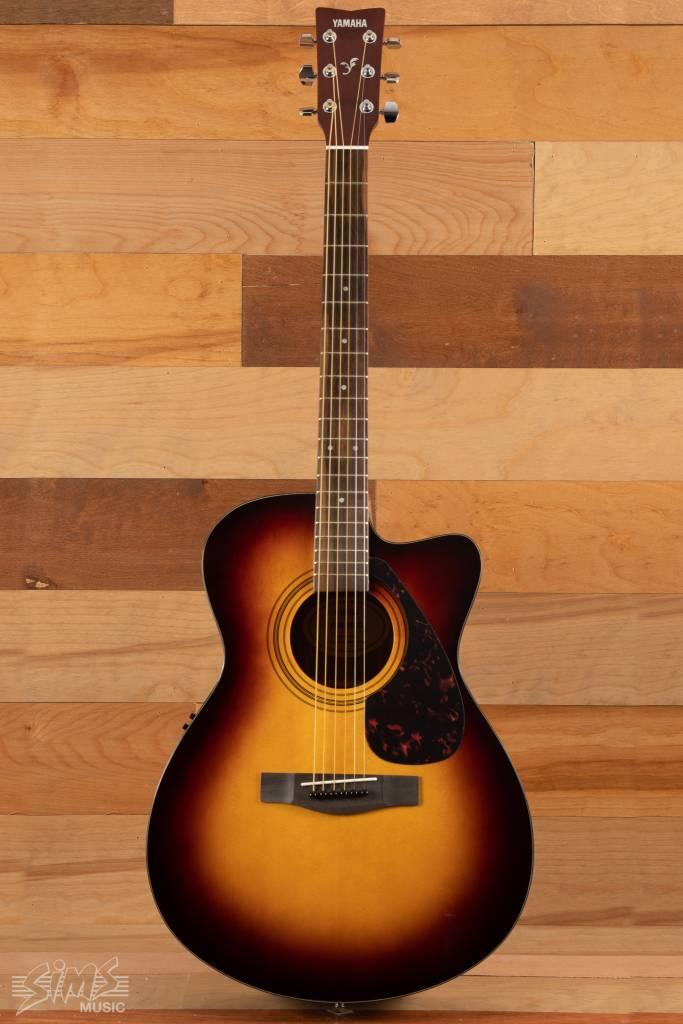 Yamaha Yamaha FSX315C Acoustic Sunburst