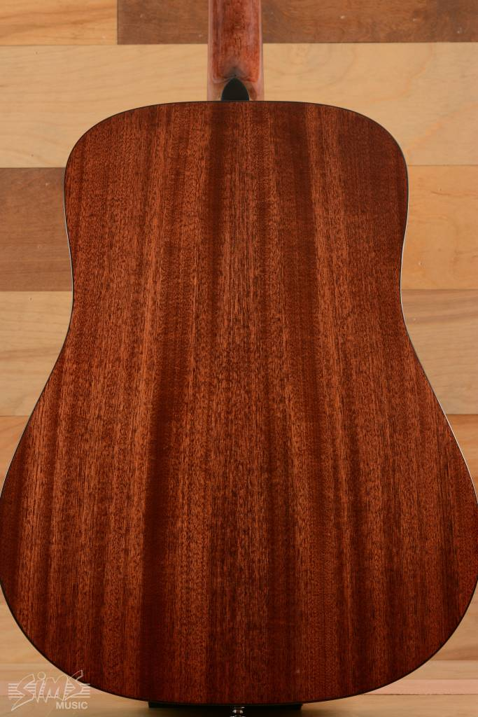 Fender Fender CD-60S Left-Handed, Natural