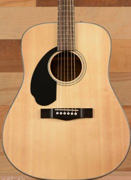 Fender Fender CD-60S Left-Handed, Natural
