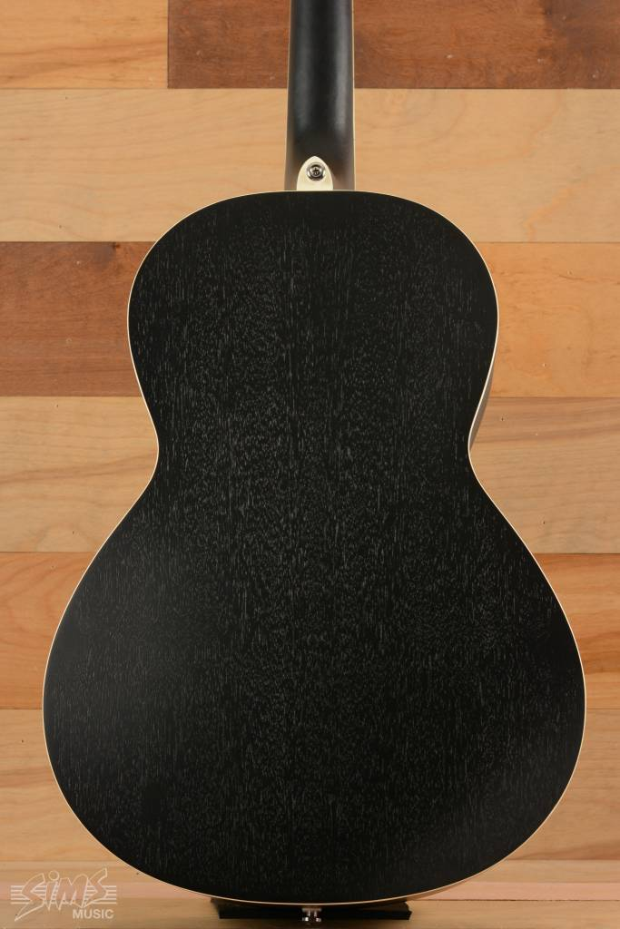 Ibanez Ibanez PN14WK Parlor Acoustic, Weathered Black Open Pore