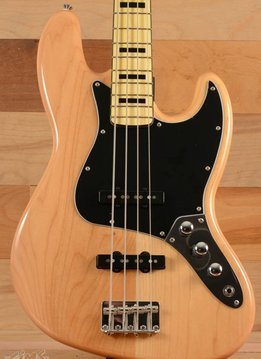 Squier Squier Vintage Modified Jazz Bass® e2809870s, Maple Fingerboard, Natural
