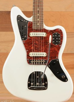 Squier Squier Vintage Modified Jaguar®, Rosewood Fingerboard, Olympic White