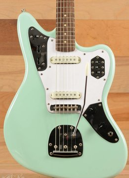 Squier Squier Vintage Modified Jaguar®, Rosewood Fingerboard, Surf Green